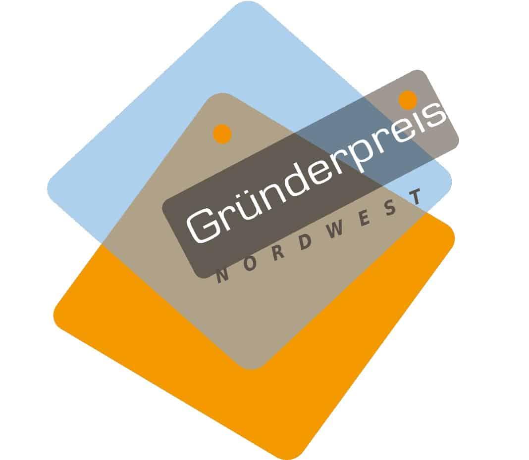 Beratungsgesellschaft Nordwest Gründerpreis Logo
